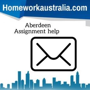 Aberdeen Assignment Help