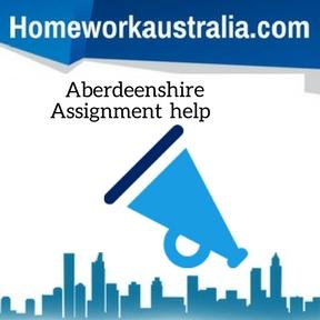 Aberdeenshire Assignment Help