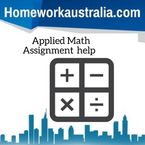 Applied Math Assignment Help