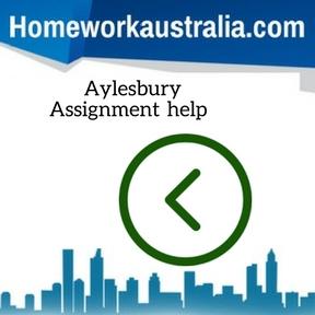 Aylesbury Assignment Help