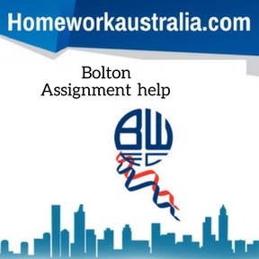 Bolton Assignment Help