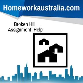Broken Hill Assignment Help