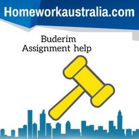 Buderim Assignment Help
