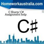 C Sharp/ C#
