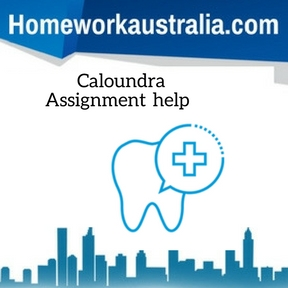 Caloundra Assignment Help