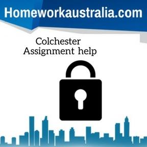 Colchester Assignment Help