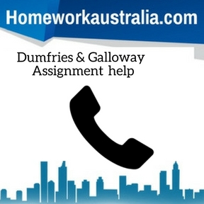 Dumfries & Galloway Assignment Help