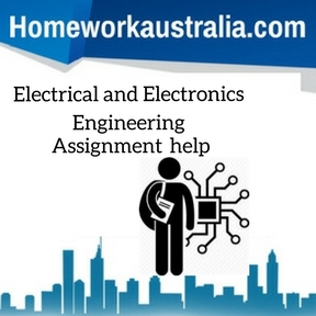 Electrical and Electronics Engineering Assignment help