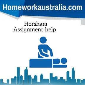 Horsham Assignment Help