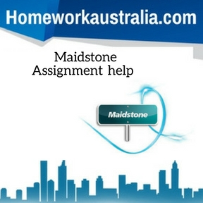 Maidstone Assignment HelpMaidstone Assignment Help