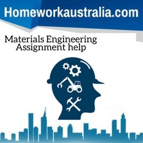 Materials Engineering Assignment Help
