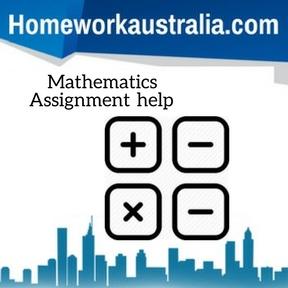 Mathematics Assignment help
