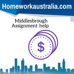Middlesbrough Assignment Help