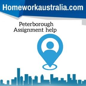 Peterborough Assignment Help