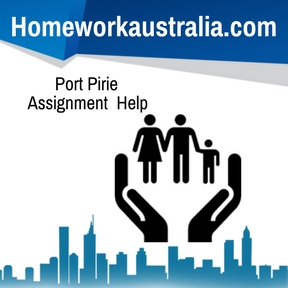 Port Pirie Assignment Help