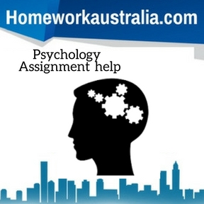 Help with psychology homework