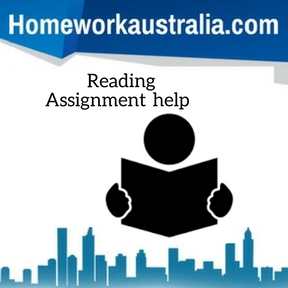 Reading Assignment Help