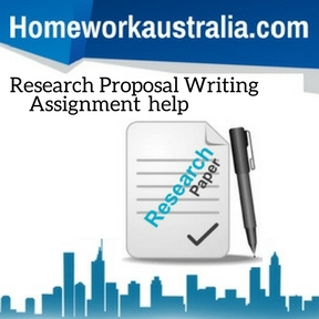 Need help writing research proposal
