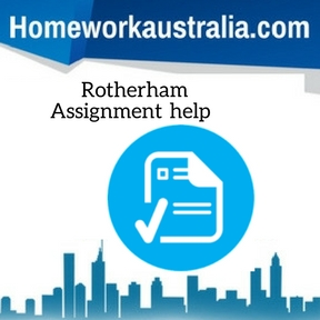 Rotherham Assignment Help