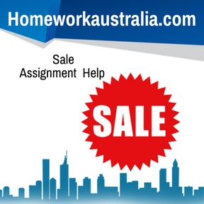 Sale Assignment Help