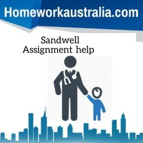 Sandwell Assignment Help