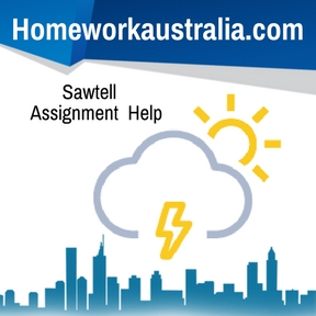 Sawtell Assignment Help