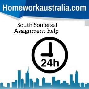 South Somerset Assignment Help