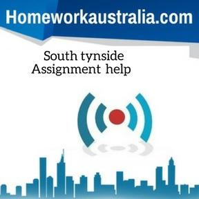 South tynside Assignment Help