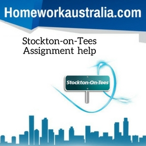 Stockton-on-Tees Assignment Help