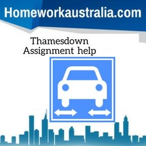 Thamesdown Assignment Help