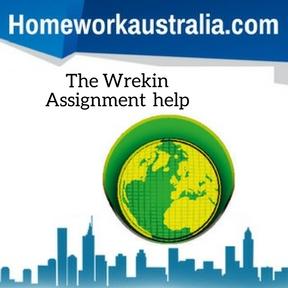 The Wrekin Assignment Help