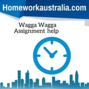 Wagga Wagga Assignment Help
