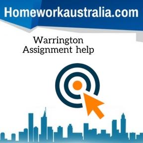 Warrington Assignment Help