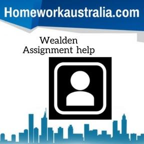 Wealden Assignment Help