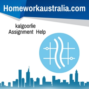 kalgoorlie Assignment Help