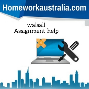 walsall Assignment Help