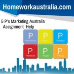 5 P's Marketing Australia