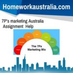 7P's marketing Australia