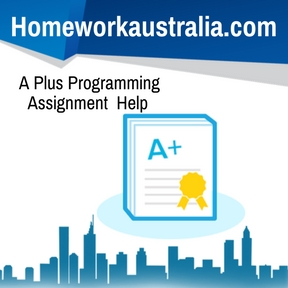 A Plus Programming Assignment Help