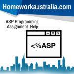 ASP Programming
