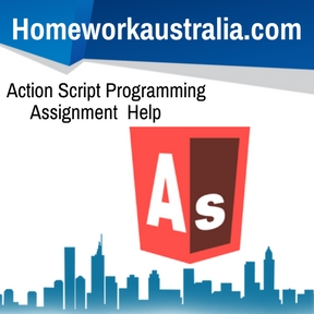Action Script Programming Assignment Help