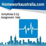 Arrhythmia & Ep