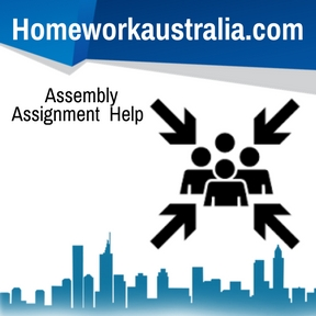 Assembly Assignment Help