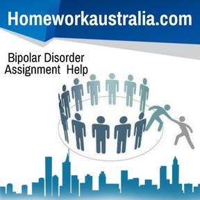 Bipolar Disorder Assignment Help