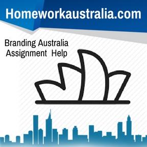Branding Australia Assignment Help