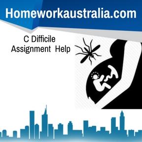 C Difficile Assignment Help