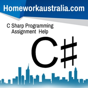 C Sharp Programming Assignment Help