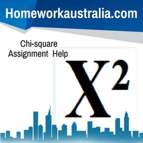 Chi-square Assignment Help