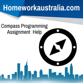 Compass Programming Assignment Help