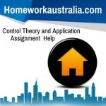 Control Theory and Application